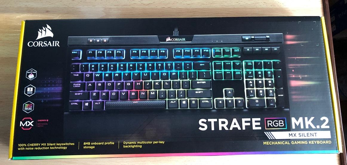 Análisis del teclado CORSAIR STRAFE RGB MK.2: para los que lo quieren todo 30