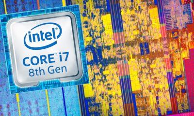 Suben un Core i7-8086K a 7,2 GHz con todos los núcleos activos 48
