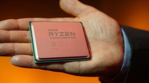 AMD cambia un Core i7 8086K por un Threadripper 1950X
