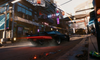 Cyberpunk 2077 todavía no ha superado la etapa pre-alpha 54