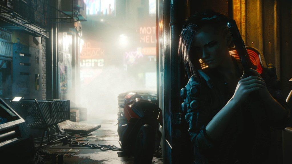 La demo de Cyberpunk 2077 corría sobre una GTX 1080 TI 29