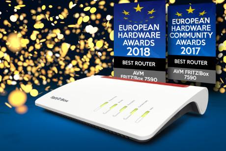 El FRITZ!Box 7590 se mantiene como el mejor router de Europa 31