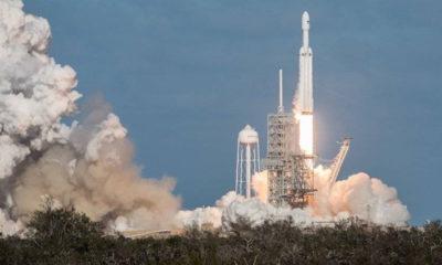 SpaceX lanzará un cohete clasificado de las Fuerzas Aéreas de EE.UU.