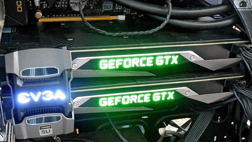 GTX 1070 SLI frente a GTX 1080 Ti en juegos actuales 29