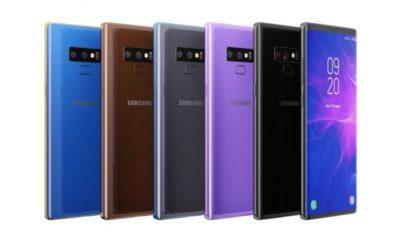 Filtradas todas las claves del Galaxy Note 9 de Samsung 130