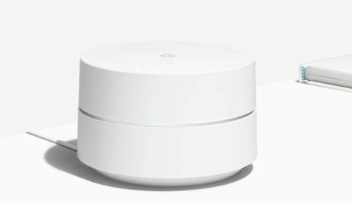 Google Wifi, también disponible en España