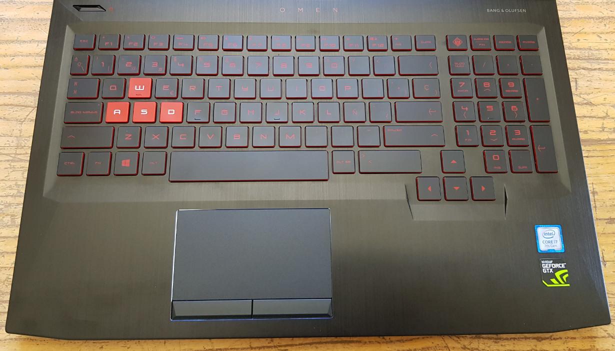 Analizamos el portátil para juegos, HP OMEN 15 42