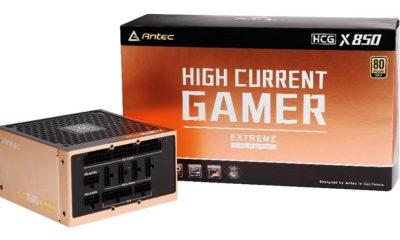 Antec anuncia nuevas fuentes High Current Gamer Extreme 43