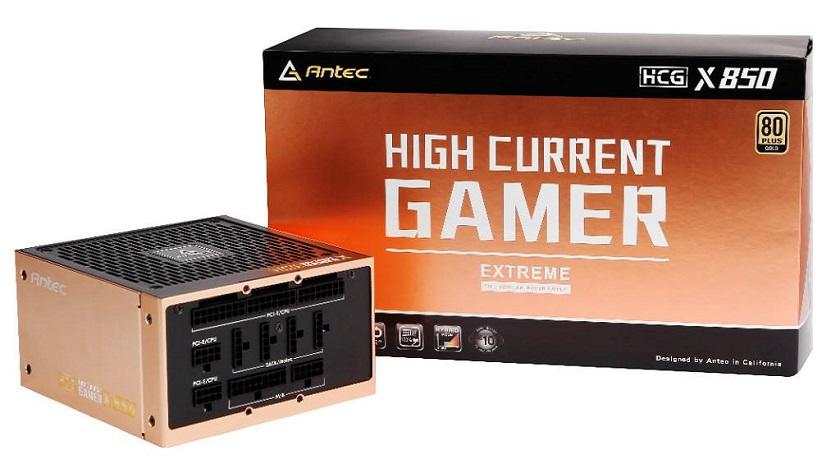 Antec anuncia nuevas fuentes High Current Gamer Extreme 32