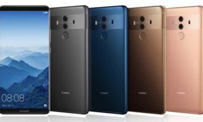El Huawei Mate 20 Pro podría contar con una pantalla de 6,9 pulgadas 179