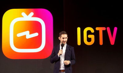 Instagram anuncia IGTV para competir con YouTube
