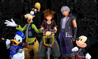 Kingdom Hearts 3 Resumen