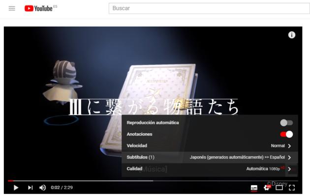 Kingdom Hearts Resumen Youtube