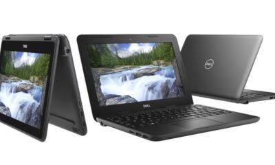 Dell anuncia las versiones portátil y el 2 en 1 del Latitude 3190