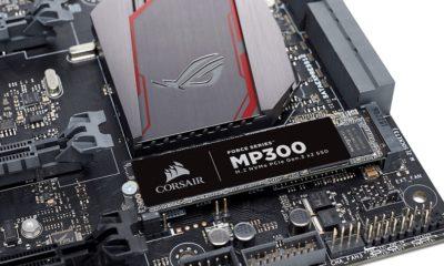 Nuevos SSDs M.2 CORSAIR Force MP300, una opción económica 90