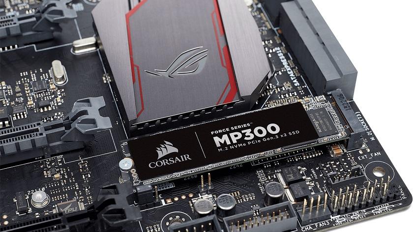 Nuevos SSDs M.2 CORSAIR Force MP300, una opción económica 30