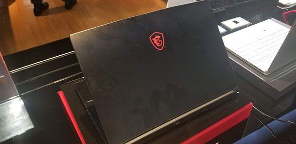 MSI GF63 Computex 2