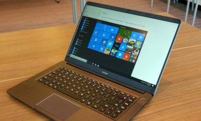 AMD muestra un Huawei MateBook D con APU Ryzen