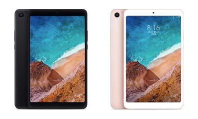 Xiaomi presenta su nueva tablet: así es la Mi Pad 4 80