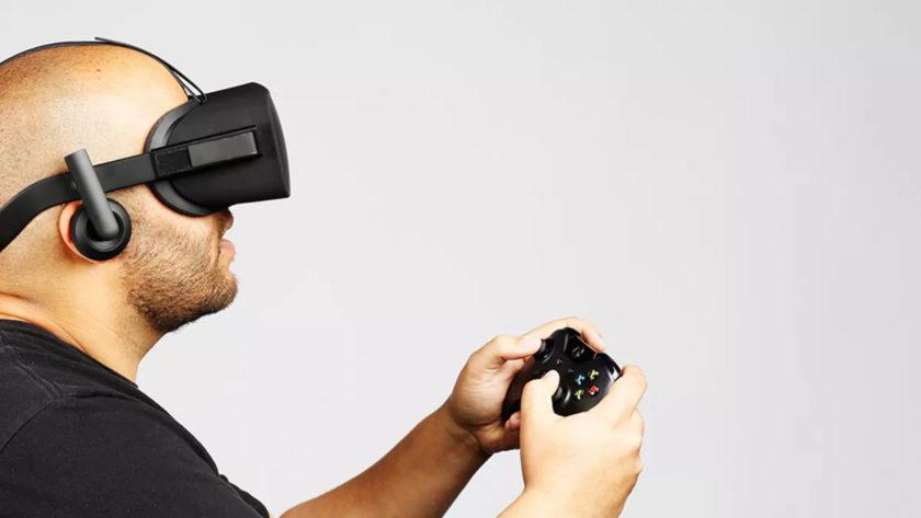 Microsoft Xbox Oculus VR