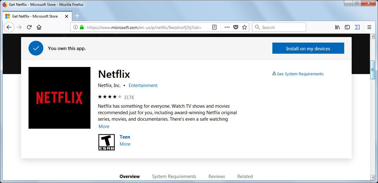 Microsoft Store permitirá la instalación remota de apps en cualquier PC con Windows 10 32