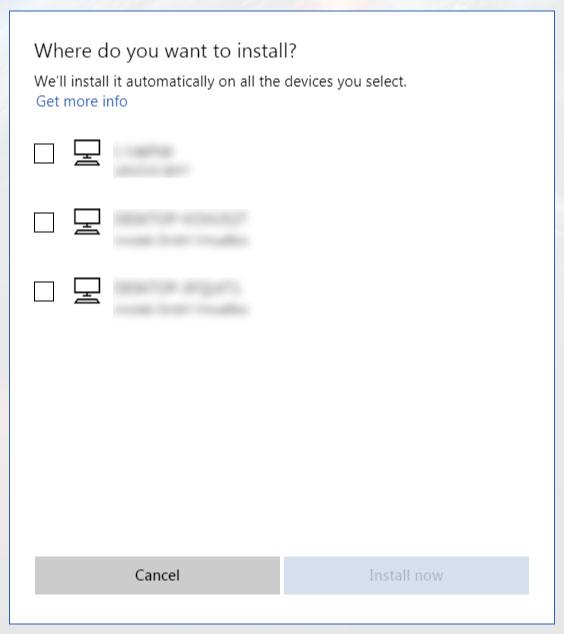 Microsoft Store permitirá la instalación remota de apps en cualquier PC con Windows 10 34