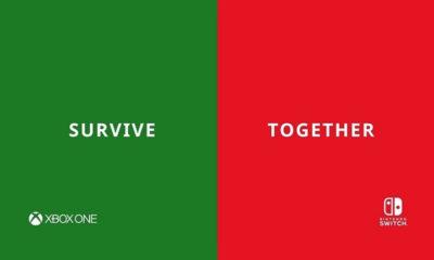 Minecraft Crossplay Xbox Nintendo