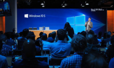Modo S en Windows 10