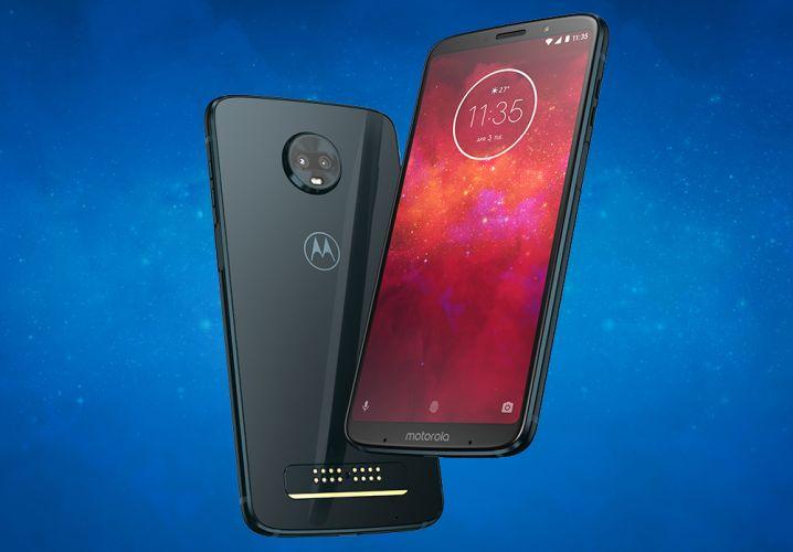 Motorola presenta el Moto Z3 Play 33
