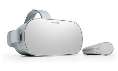 Oculus Go llega a Europa con un precio de 219 euros 80