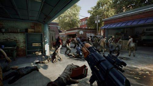 Vídeo con 22 minutos de juego real de Overkill's The Walking Dead