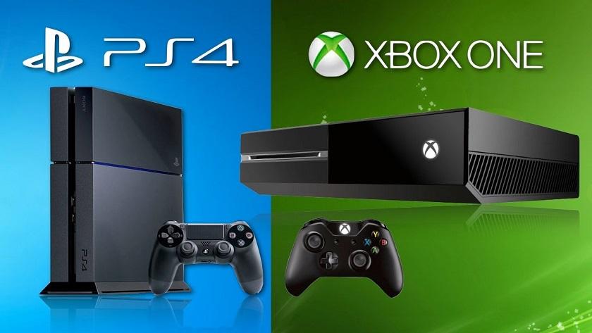 Xbox One ha vendido casi la mitad que PS4 desde su lanzamiento 30