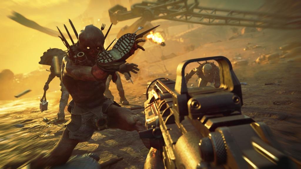 id Software confirma que RAGE 2 tendrá un mundo dinámico 29
