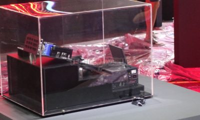 ASUS presenta la fuente modular ROG THOR 1200W Platinum 123
