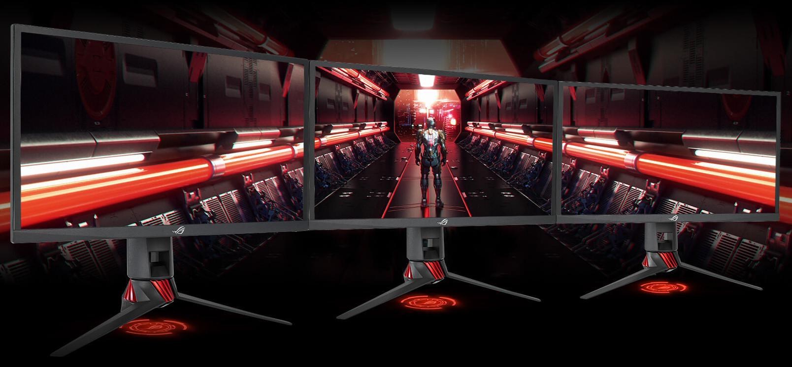 ASUS presenta el monitor de 240 Hz, ROG Strix XG248Q 29