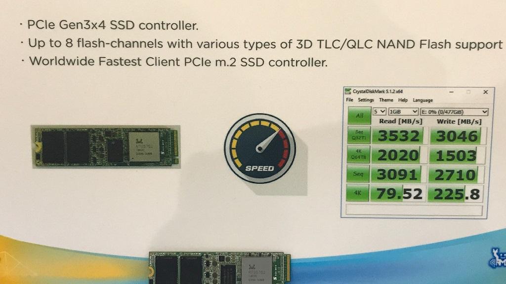 Realtek RTS5762: una controladora SSD que alcanza los 3.500 MB/s 31