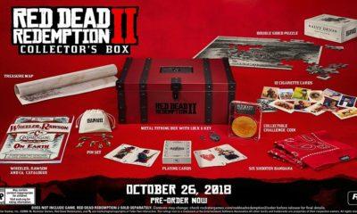 La edición de coleccionista de Red Dead Redemption 2 viene sin el juego 90