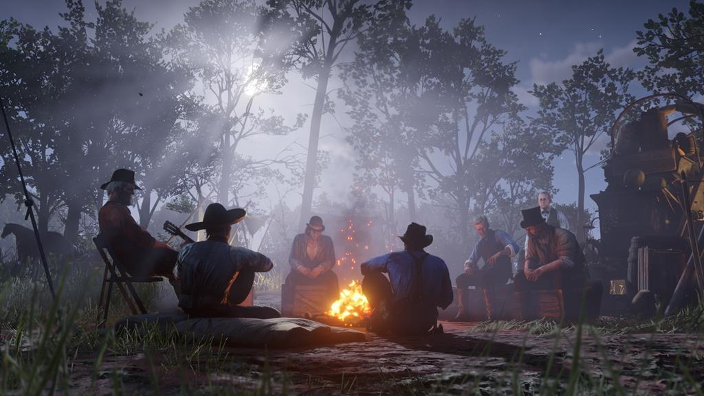 Un perfil profesional confirma Red Dead Redemption 2 para PC 30