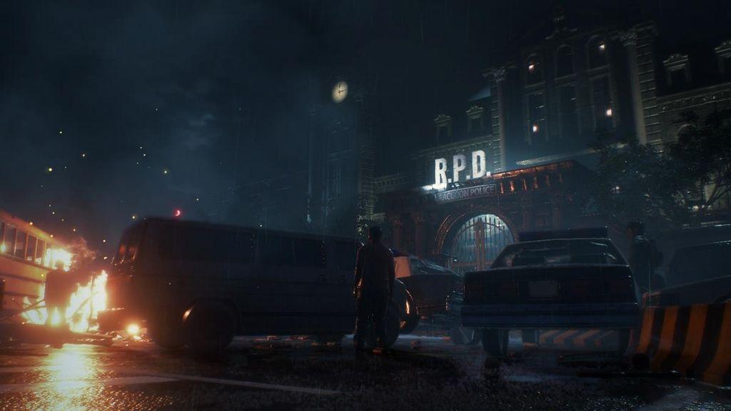 Resident Evil 2 Remake unirá los escenarios A y B que vimos en el original 32