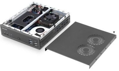 Shuttle DH02U: mini PC con una tarjeta gráfica GeForce GTX 1050 46