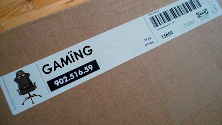 IKEA se une al mercado de las sillas y muebles gaming 28
