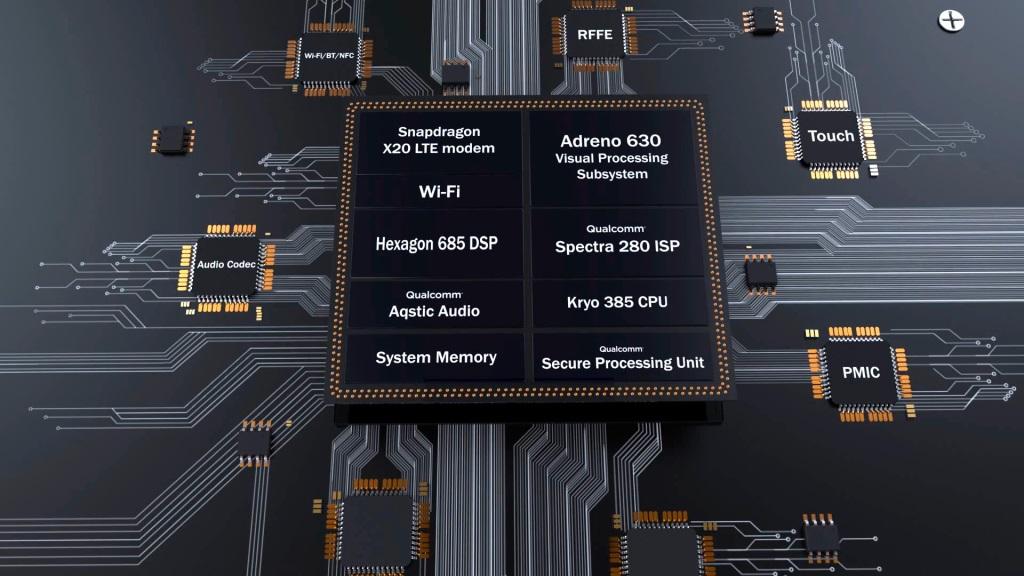 Snapdragon 1000: hasta 16 GB de RAM y más potencia que un Snapdragon 850 31