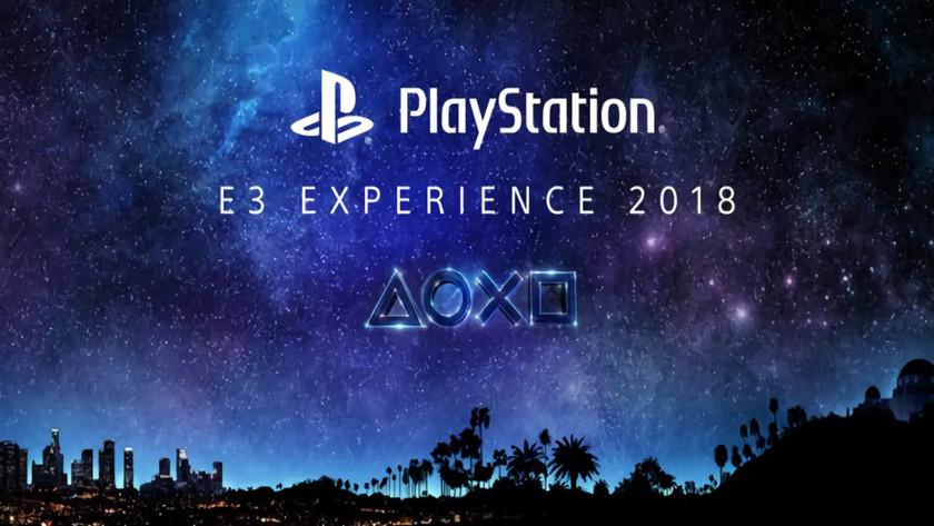 Sony en E3 2018