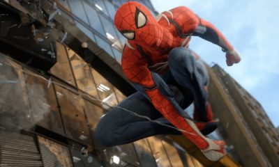 Spider-Man PS4 Trailer Español
