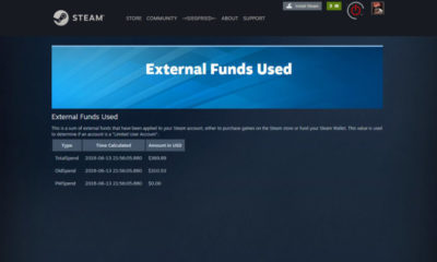 Steam Calculadora External Funds