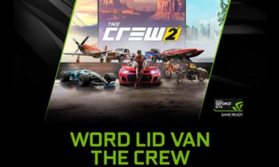 The Crew 2 gratis con las GeForce GTX 1080 y GTX 1080 TI 75