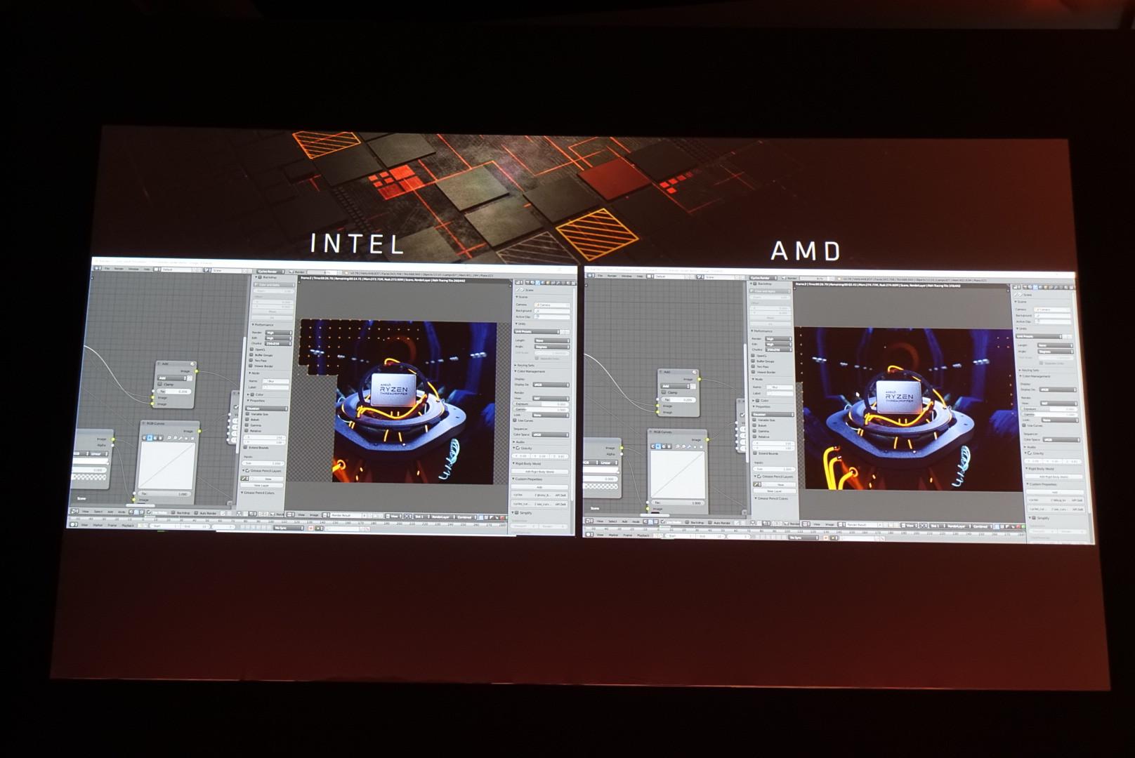 AMD presenta los procesadores Threadripper 2 con 32 núcleos 38