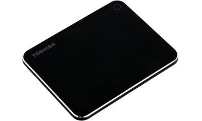 Toshiba SSD portable XS700