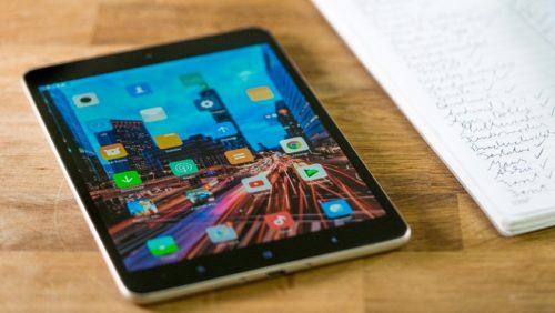 La tableta Xiaomi Mi Pad 4 será anunciada el 25 de junio