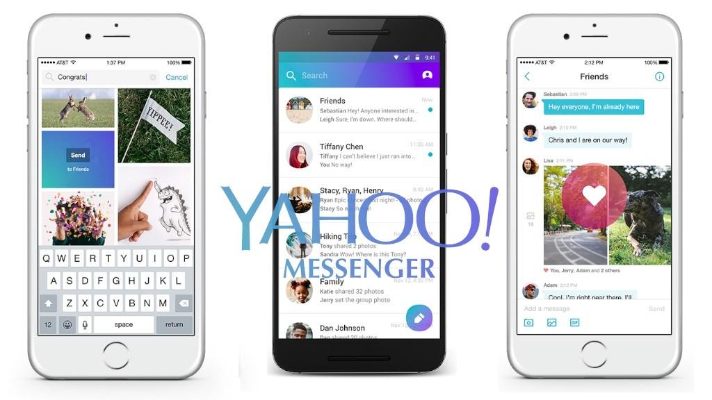 Yahoo Messenger dirá adiós el próximo 17 de julio 30